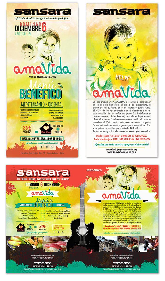 CAMPAÑA AMAVIDA